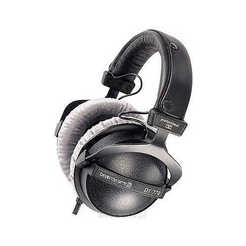 Słuchawki nauszne BEYERDYNAMIC DT770 Pro 250 Ohm Czarny