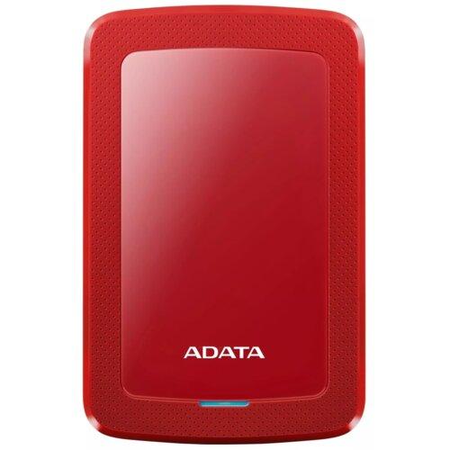 Dysk ADATA HV300 2TB HDD Czerwony