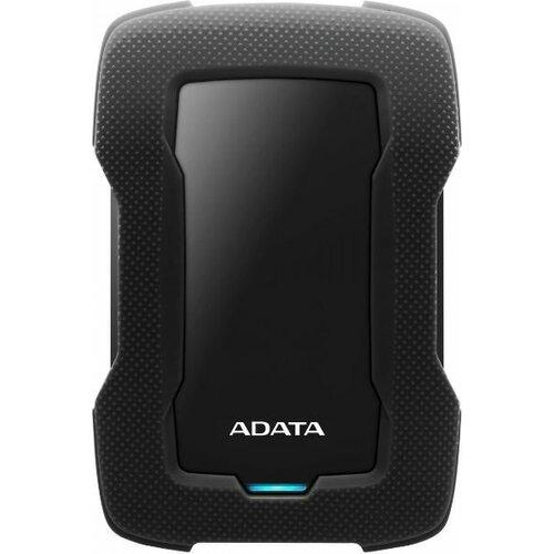 Dysk ADATA Durable Lite HD330 1TB HDD Czarny