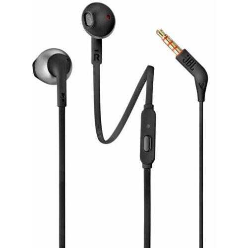 Słuchawki douszne JBL T205 Czarny