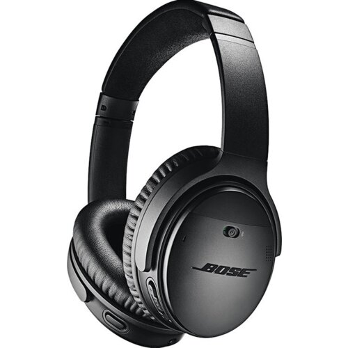 Słuchawki nauszne BOSE Bluetooth QuietComfort 35 II ANC Czarny