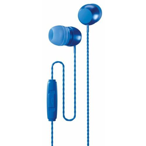 Słuchawki dokanałowe XMUSIC AEP301B Niebieski