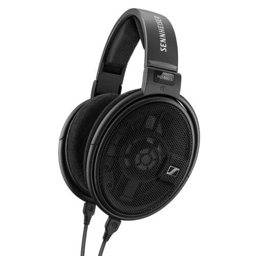 Słuchawki nauszne SENNHEISER HD 660 S Czarny