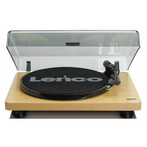 Gramofon LENCO L-30WD Jasne drewno