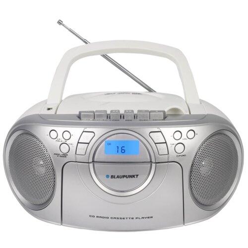 Radioodtwarzacz BLAUPUNKT BB16WH Srebrno-biały