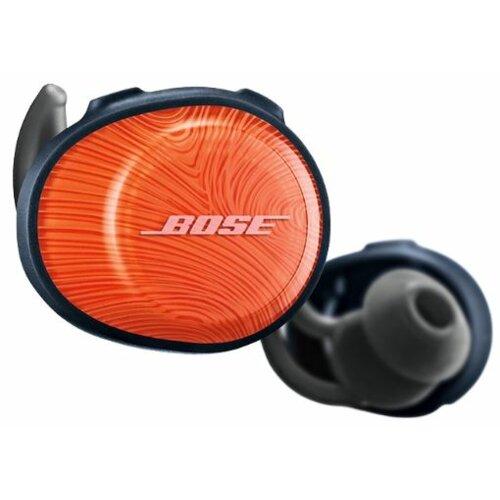 Słuchawki dokanałowe BOSE SoundSport Free Wireless Pomarańczowo-niebieski