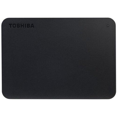 Dysk TOSHIBA Canvio Basics 2TB HDD Czarny