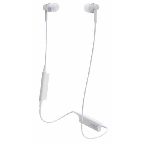 Słuchawki dokanałowe AUDIO-TECHNICA ATH-CKR35 Srebrny