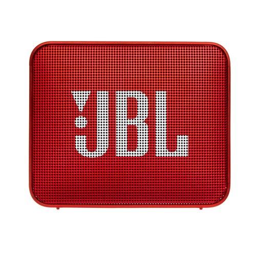 Głośnik mobilny JBL GO 2 Czerwony