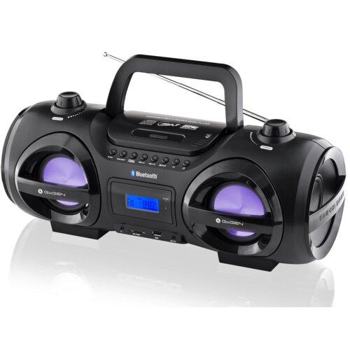 Radioodtwarzacz GOGEN CDM425SUBT Boombox Czarny