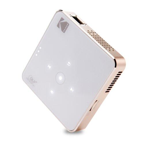 Projektor KODAK Mini Portable DLP Biało-złoty
