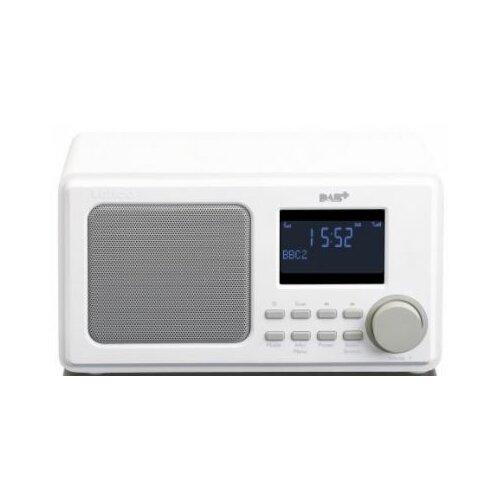 Radio LENCO DAR-010 Biały
