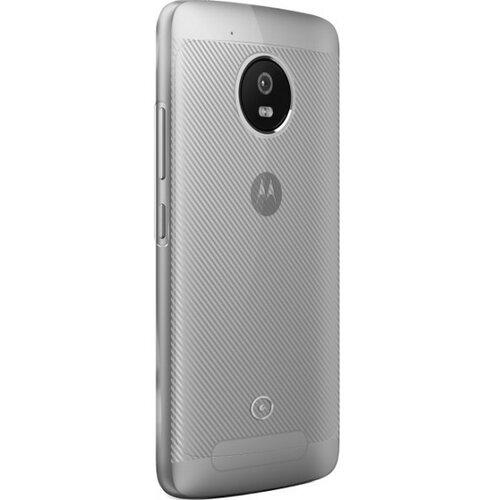 Etui MUVIT Crystal Soft do Motorola Moto E5 Plus Przezroczysty