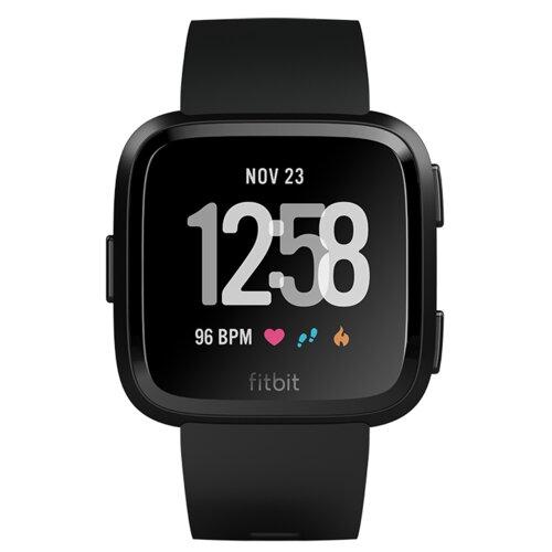 Smartwatch FITBIT Versa Czarny
