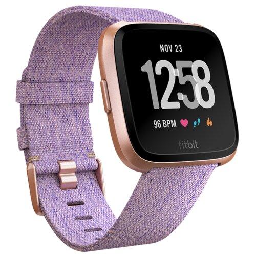 Smartwatch FITBIT Versa SE Fioletowy