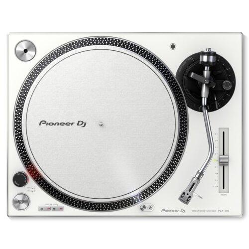 Gramofon PIONEER Dj PLX-500-W Biały