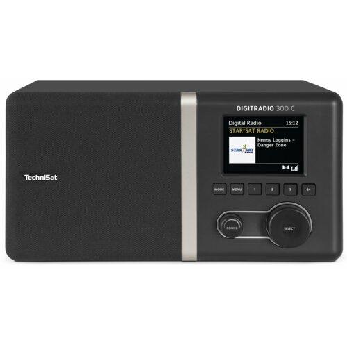 Radio TECHNISAT DigitRadio 300 C Antracyt