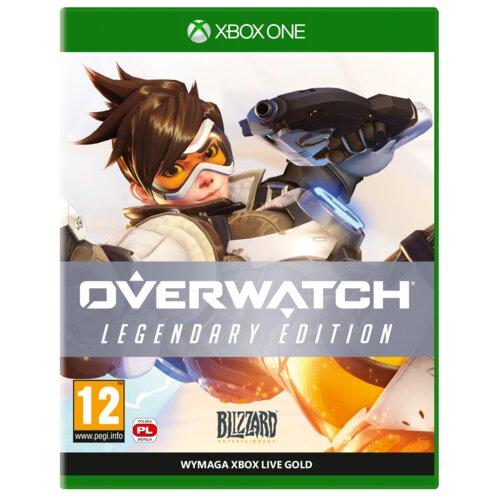 Overwatch: Legendary Edition Gra XBOX ONE (Kompatybilna z Xbox Series X)