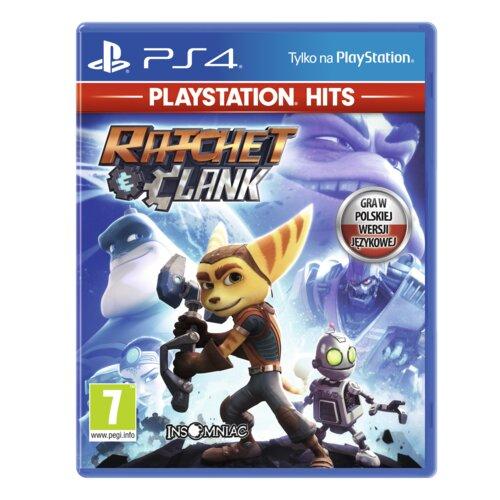 Ratchet & Clank Gra PS4 (Kompatybilna z PS5)
