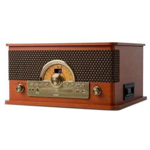 Gramofon ION Superior LP Brązowy