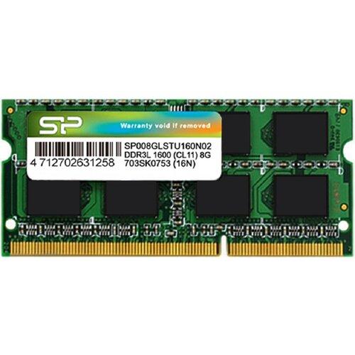 Pamięć RAM SILICON POWER 8GB 1600MHz