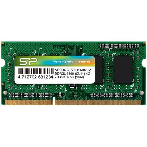 Pamięć RAM SILICON POWER 4GB 1600MHz