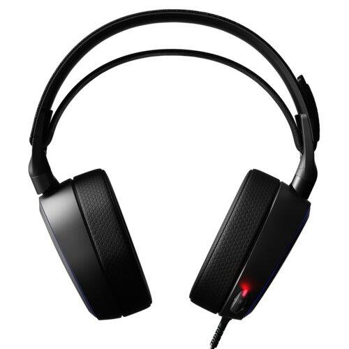 Słuchawki STEELSERIES Arctis Pro Czarny
