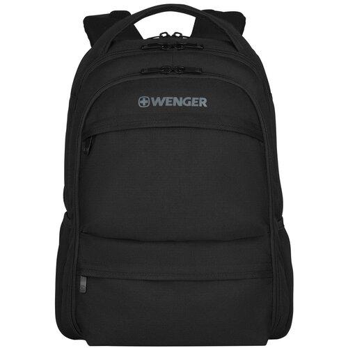 Plecak na laptopa WENGER Fuse 15.6 cali Czarny