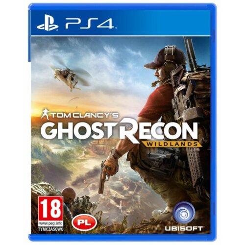 Tom Clancy's Ghost Recon: Wildlands Gra PS4 (Kompatybilna z PS5)
