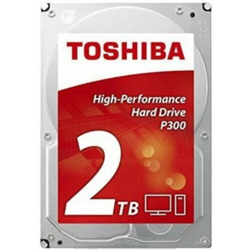 Dysk TOSHIBA P300 2TB HDD Bulk