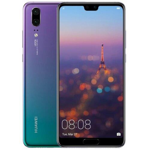 """Smartfon HUAWEI P20 4/64GB 5.8"""" Purpurowy 51092THJ"""