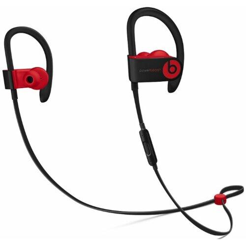 Słuchawki dokanałowe BEATS BY DR. DRE Powerbeats3 The Beats Decade Collection MRQ92EE/A Czarno-czerwony