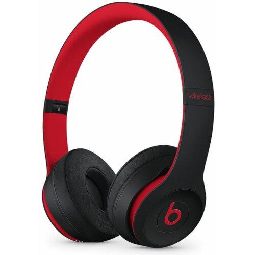 Słuchawki nauszne BEATS BY DR. DRE Beats Solo3 The Beats Decade Collection MRQC2EE/A Czarno-czerwony