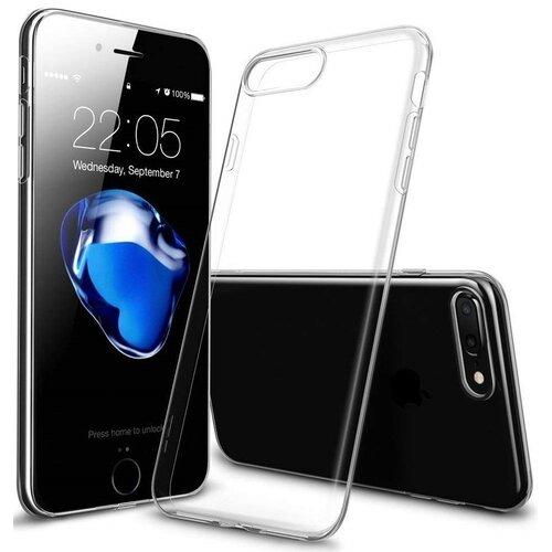 Etui ROCK Slim Jacket do Apple iPhone 7/8 Plus Bezbarwny