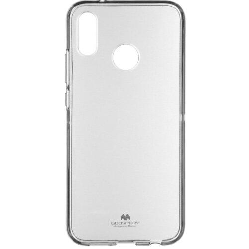 Etui MERCURY Jelly Case do Huawei P20 Lite Transparentny