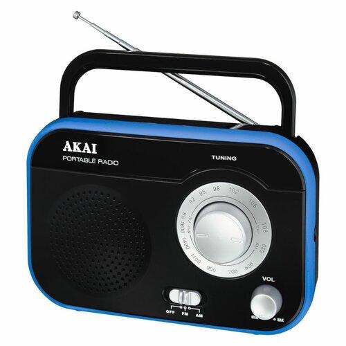 Radio AKAI PR003A-410B Czarny