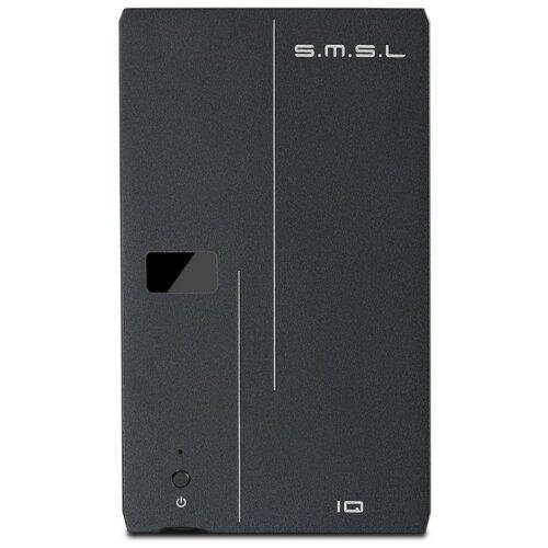 Wzmacniacz słuchawkowy SMSL IQ Czarny