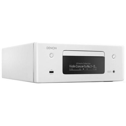 Odtwarzacz CD DENON Ceol RCD-N10 Biały