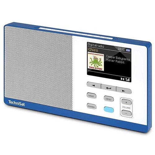 Radio TECHNISAT Digitradio Kira 1 Granatowo-biały
