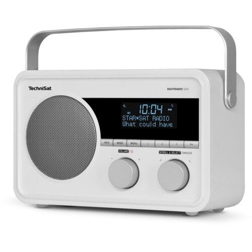 Radio TECHNISAT Digitradio 220 Biały