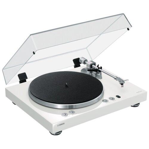 Gramofon YAMAHA Vinyl 500 Music Cast Biały