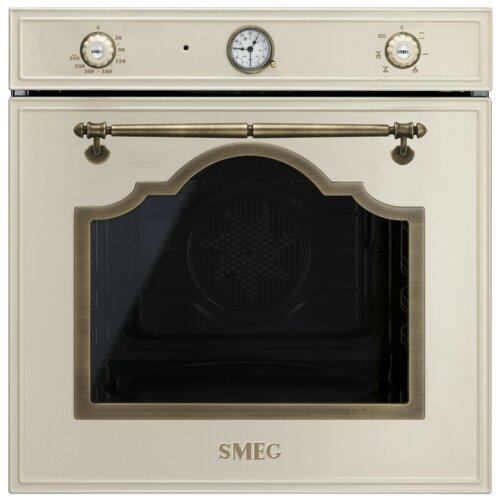 Piekarnik SMEG SF700PO Elektryczny Kremowy A