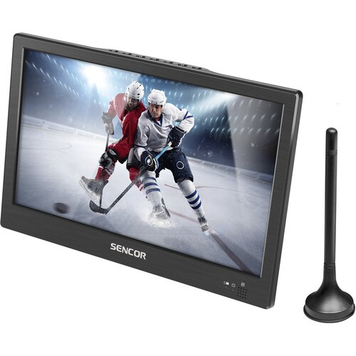 "Telewizor przenośny SENCOR SPV 7012T DVBT2 10"" LCD"