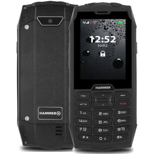 Telefon HAMMER 4 Czarny