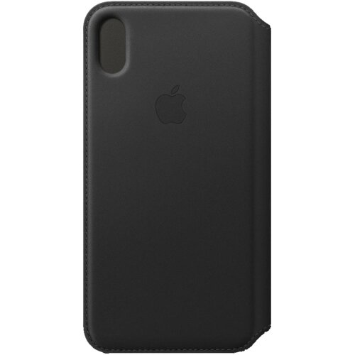 Etui APPLE do Apple iPhone Xs Max Czarny