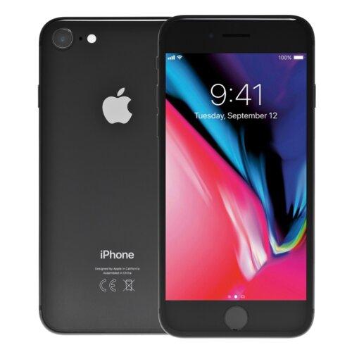"""Smartfon APPLE iPhone 8 64GB 4.7"""" Gwiezdna szarość MQ6G2PM/A"""