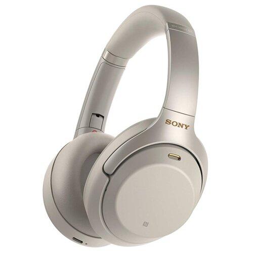 Słuchawki nauszne SONY WH-1000XM3S ANC Srebrny