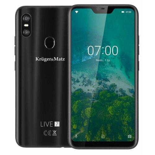 "Smartfon KRUGER&MATZ Live 7 4/64GB 5.84"" Czarny KM0461-B"