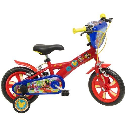 Rower dziecięcy DISNEY Myszka Miki 12 cali dla chłopca