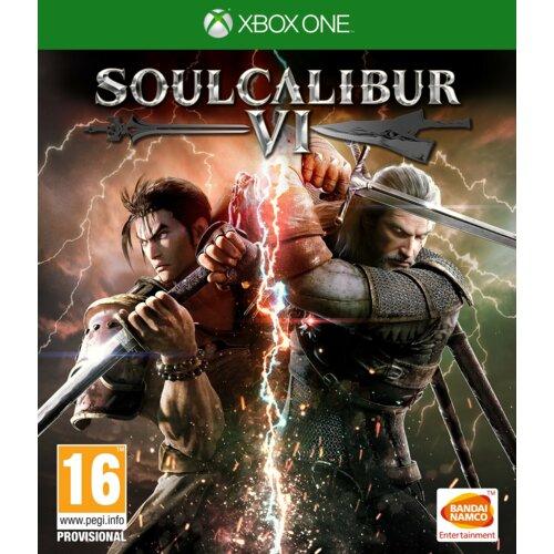 Soul Calibur VI Gra XBOX ONE (Kompatybilna z Xbox Series X)